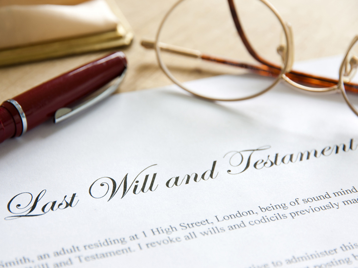 Which estate planning documents are the most important?